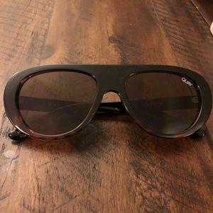 Quay Sunglasses.